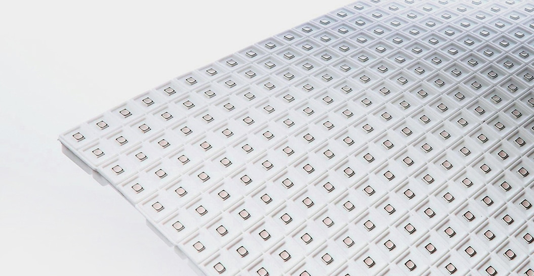 F series flexible and malleable LED panel