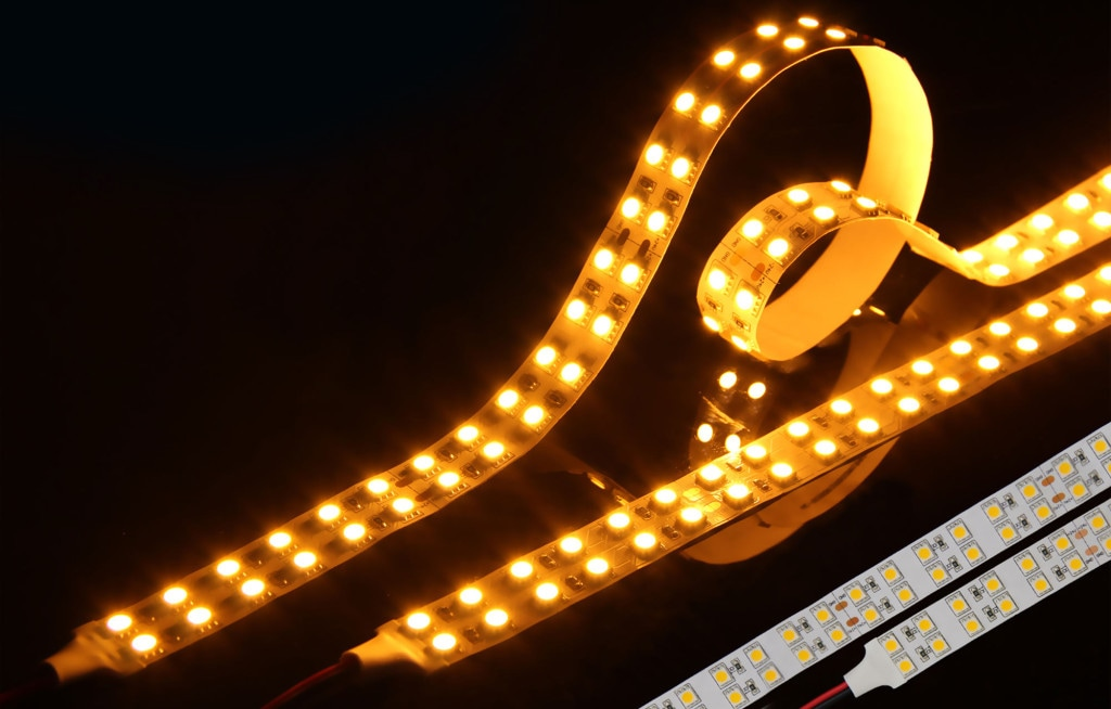144 series ​LED Strip tape lights