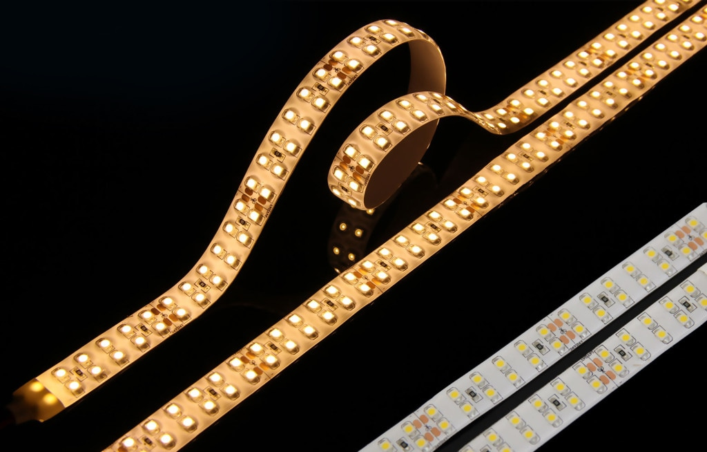 240 series ​LED Strip tape lights