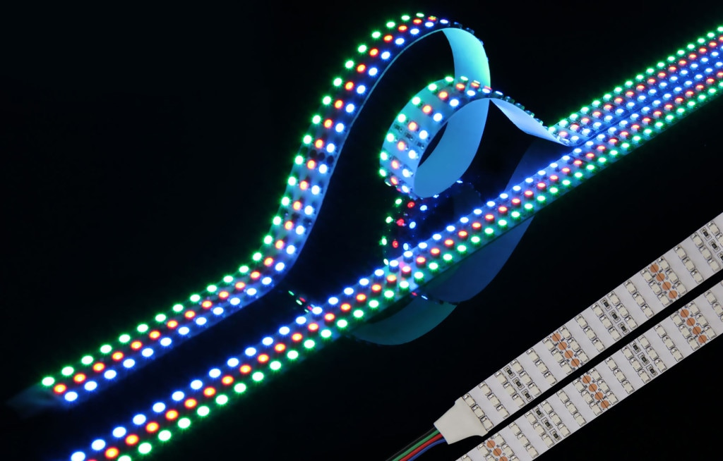 360 series ​LED Strip tape lights