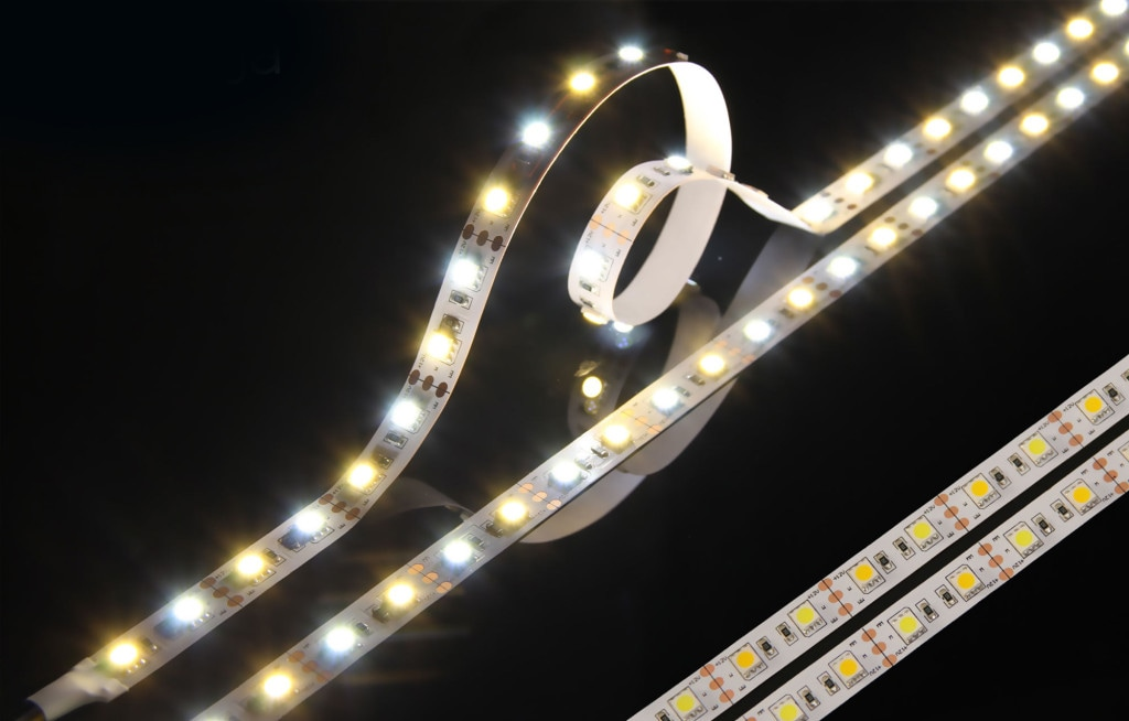 60 series ​LED Strip tape lights