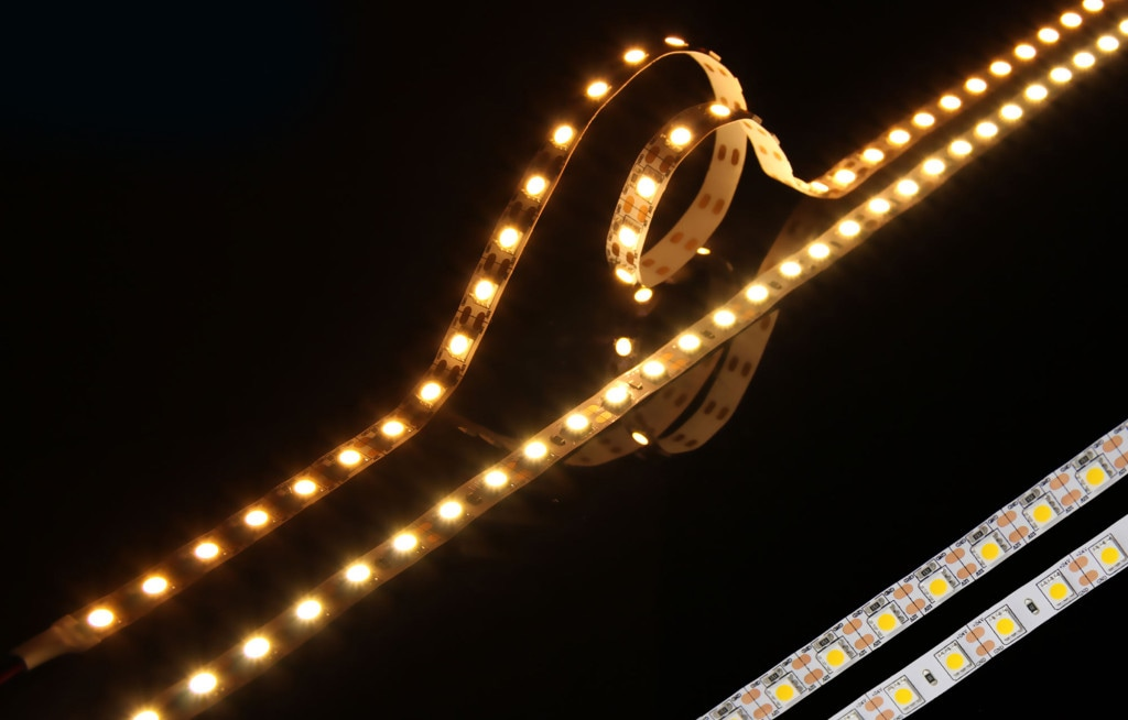 72 series ​LED Strip tape lights